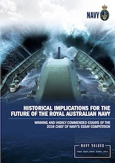 Historical Implications for the Future of the Royal Australian Navy cover