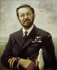 Lieutenant Commander James.