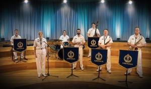 RAN Band Melbourne Jazz Ensemble 2021.