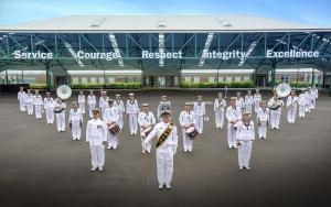 RAN Band Melbourne Military Band 2021.