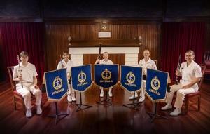 RAN Band Melbourne Woodwind Quintet 2021.