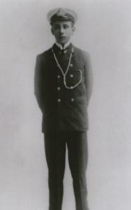 Midshipman Waller.