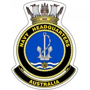 Navy Headquarters badge