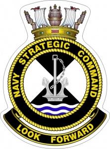 Navy Strategic Command badge