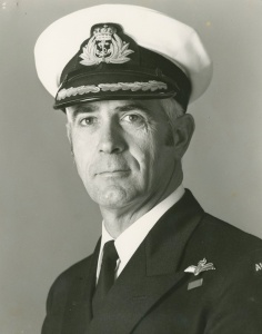 Captain D.J. Orr, RAN
