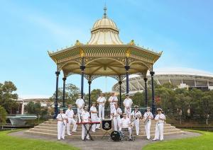 RAN Band South Australia Big Band 2021.