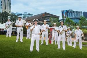 RAN Band South Australia Cover Band 2021.