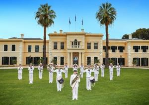 RAN Band South Australia Military Band 2021.