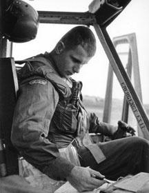 Sub Lieutenant Crawford.