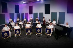 RAN Band Sydney Big Band 2021.