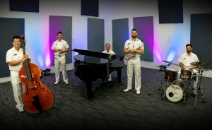 RAN Band Sydney Jazz Group 2021.