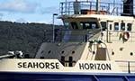 Training vessel Seahorse Horizon.