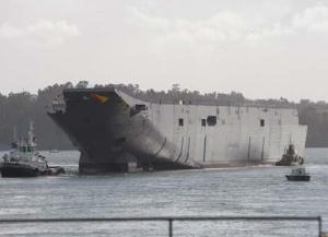 HMAS Canberra (III)