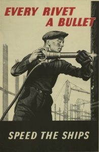 In 1942 industry was essential in taking the fight to the enemy with maximum use being made of shipbuilding and repair facilities throughout Australia.