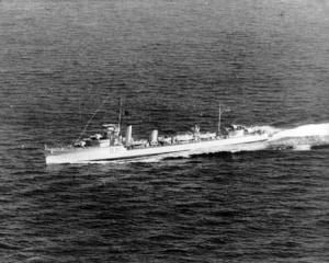 HMAS Voyager (I) 17 July, 1940