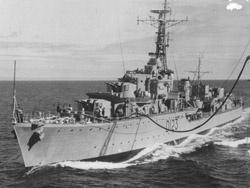 HMAS Warramunga.