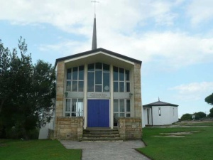 The Chapel of St George the Martyr.