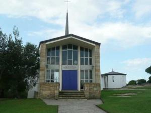 The HMAS Watson Chapel.