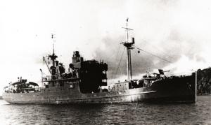 HMAS Yandra.
