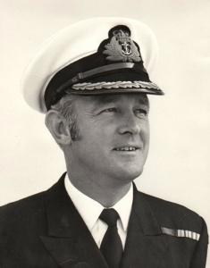 Commander AG Ferris, RAN.
