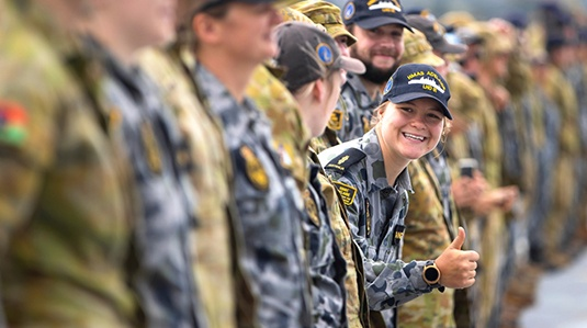 Navy People Wellbeing Program feature image