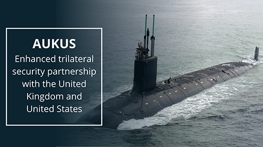 Australia to acquire nuclear-powered submarines feature image