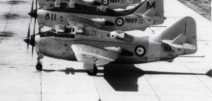 Fairey Gannet T.2/T.5