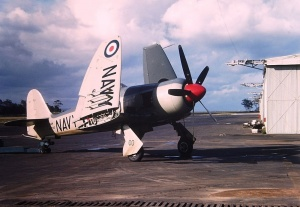 Hawker Sea Fury Mark 11