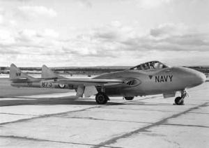 De Havilland Sea Vampire MK T.22