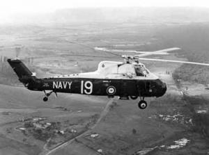 Westland Wessex Mk31B