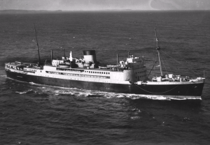 HMAS Kanimbla (I)