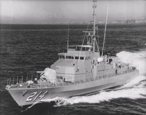 HMAS Dubbo (II)