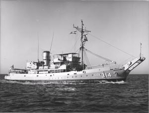 HMAS Kimbla