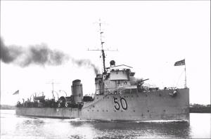 HMAS Huon (I)