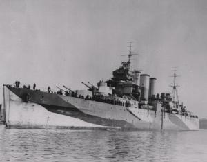 HMAS Shropshire (I)