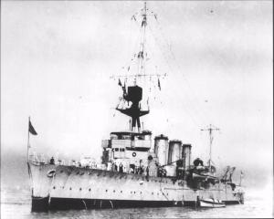 HMAS Brisbane (I)