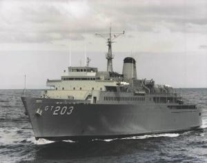 HMAS Jervis Bay (I)