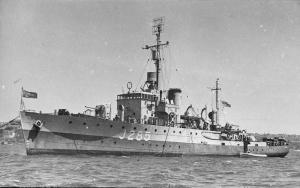 HMAS Bowen