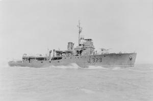 HMAS Benalla (I)