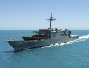 HMAS Manoora (II)