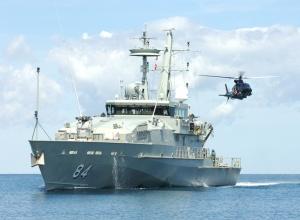 HMAS Larrakia (II)