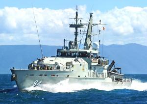 HMAS Launceston (III)