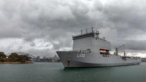 HMAS Choules