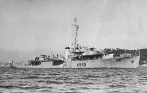 HMAS Macquarie