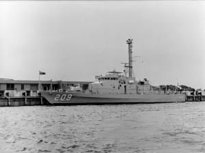 HMAS Ipswich (II)