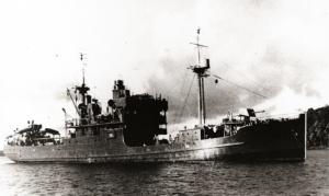 HMAS Yandra