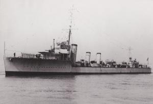 HMAS Anzac (I)