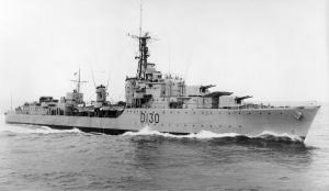 HMAS Arunta (I)
