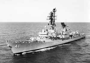 HMAS Brisbane (II)