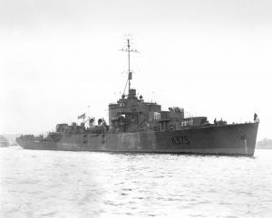 HMAS Barcoo